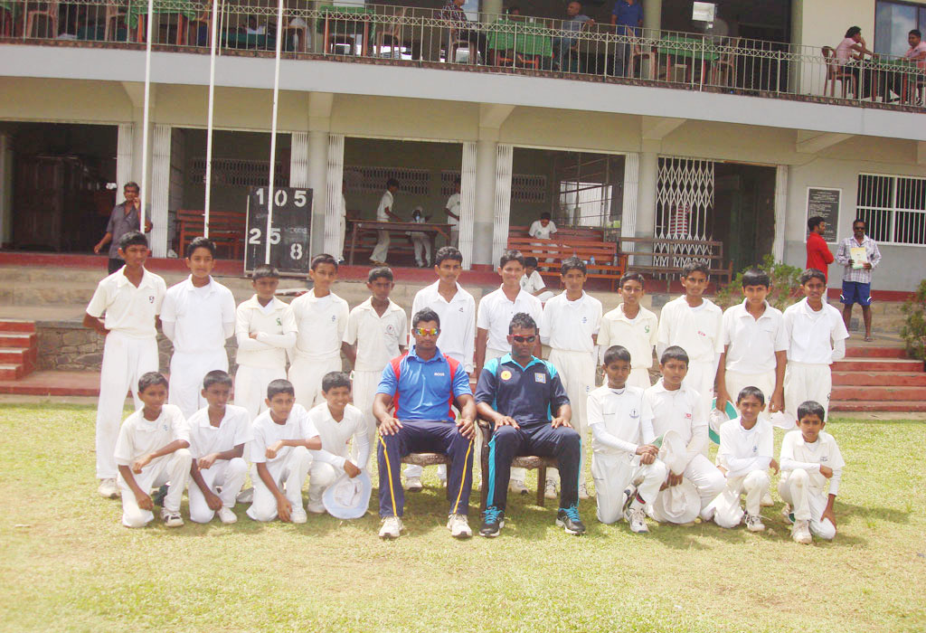 Our Cricket Team